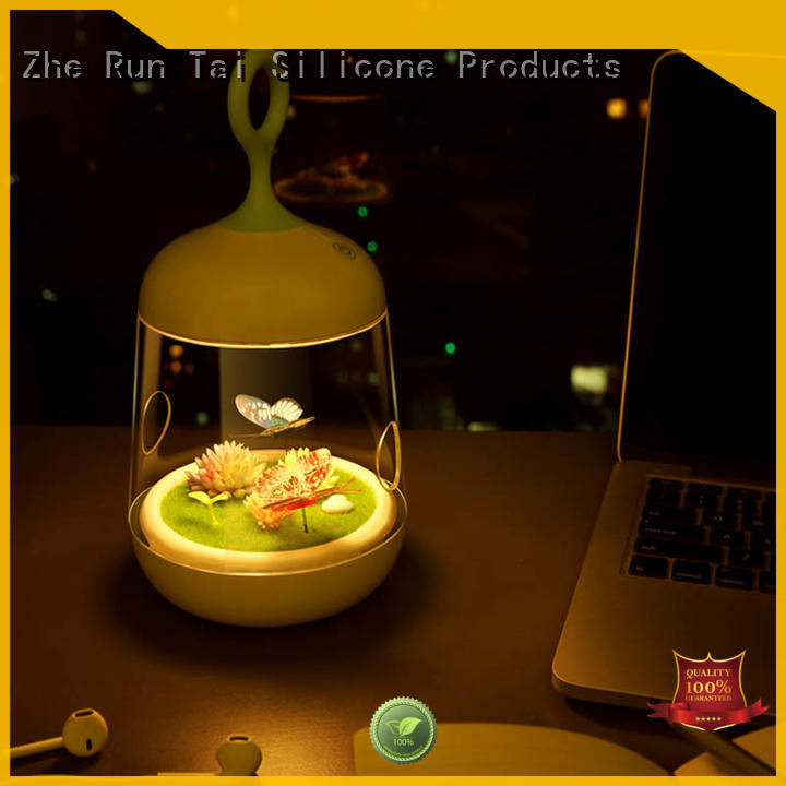 soft silicone light flower remote Zhe Run Tai company