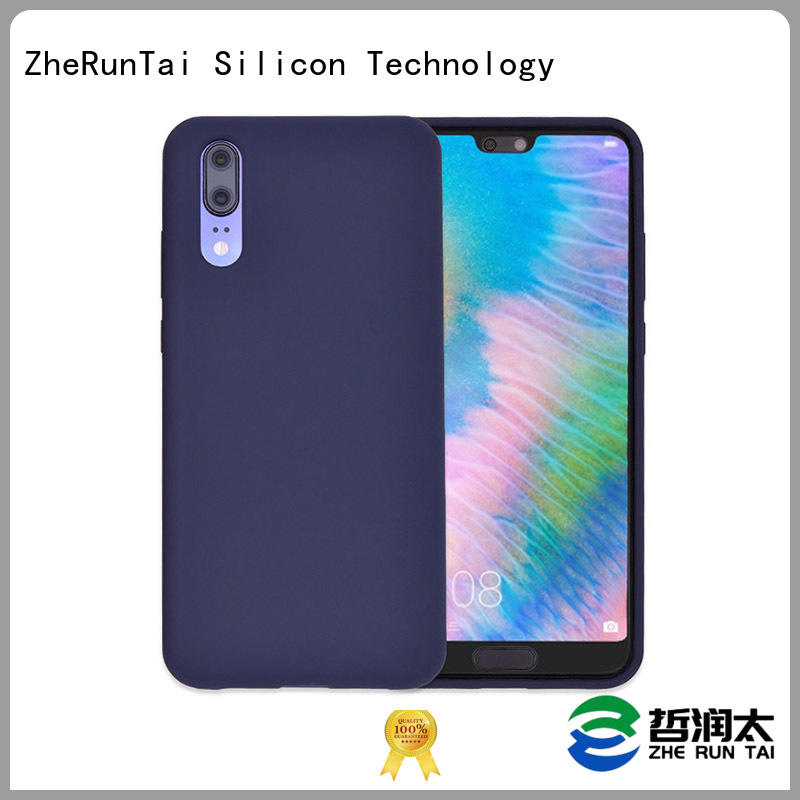 ZheRunTai stable silicone mobile phone case widely-use for phone