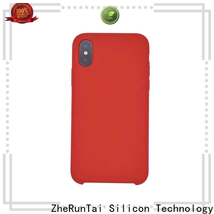 Wholesale silicon phone cover silicone supply