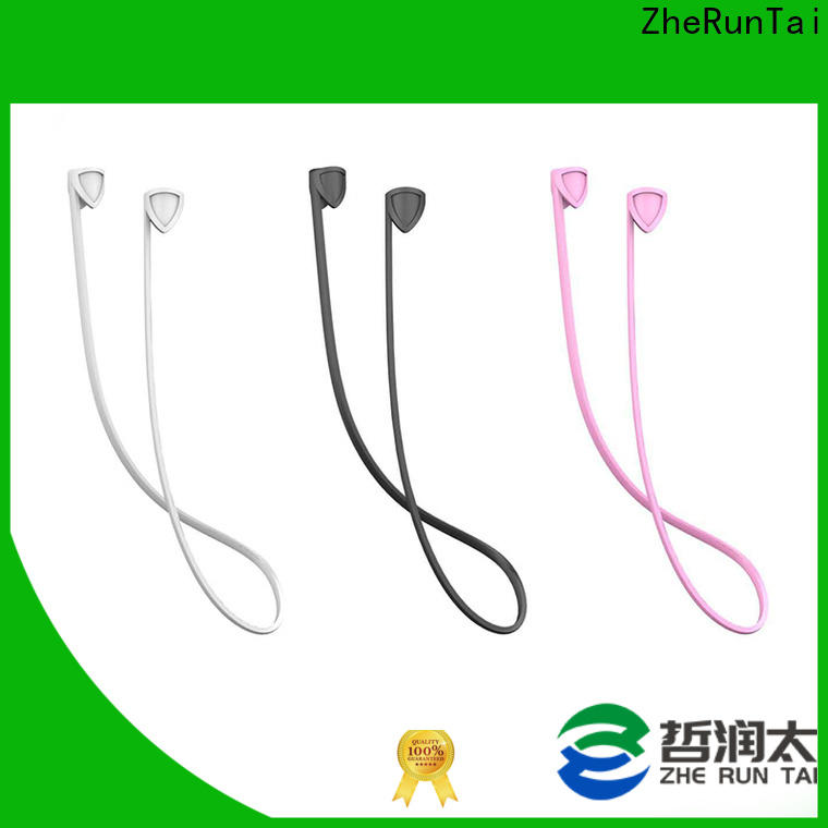 ZheRunTai rope earphone strap company for outdoor activity