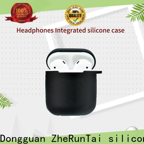 ZheRunTai Latest airpods silicone cover manufacturers for mobile phone