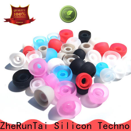 ZheRunTai silicone silicone earbud for business for phone