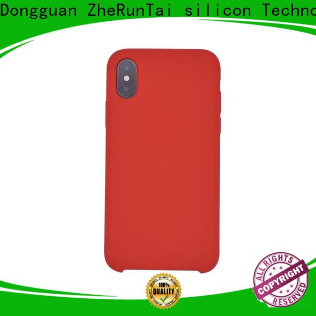 ZheRunTai Best silicone phone case supply for decorative