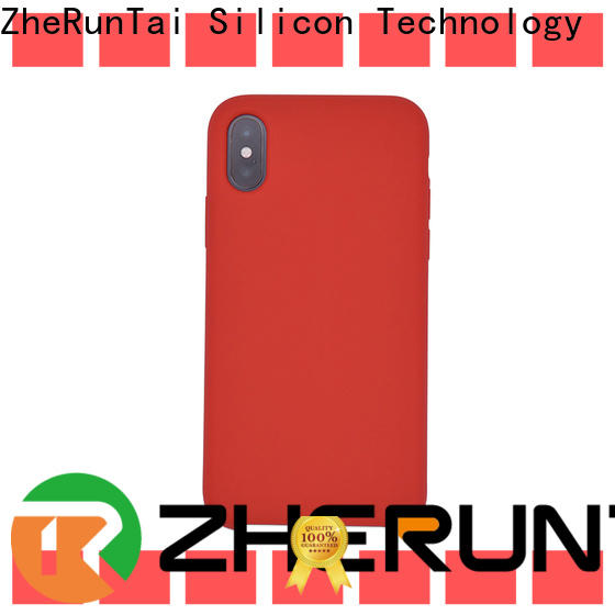 ZheRunTai phone silicone phone covers for sale for protective