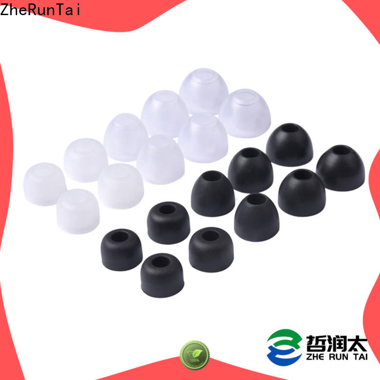 ZheRunTai Best silicone earbud company for going street
