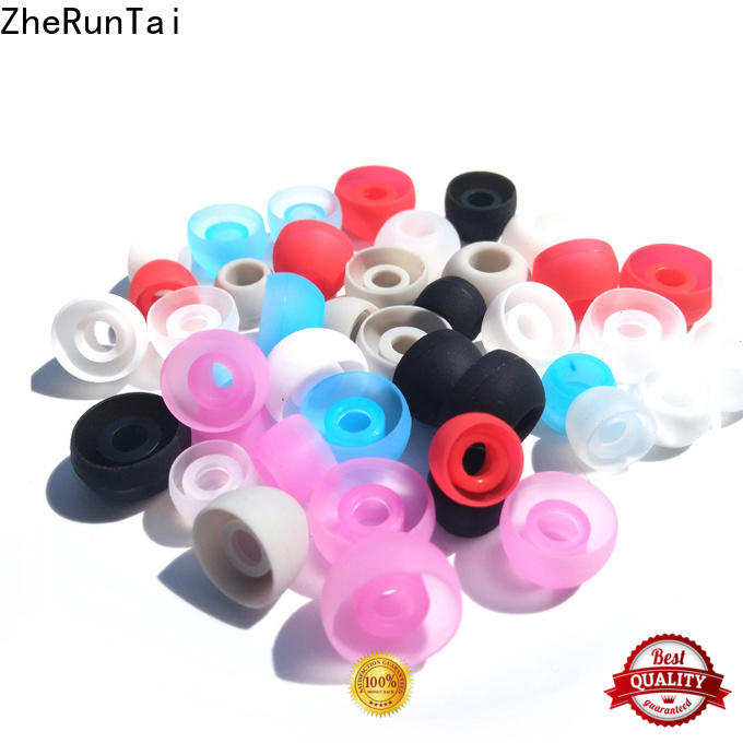 ZheRunTai earbud silicone earbud covers for business for shopping