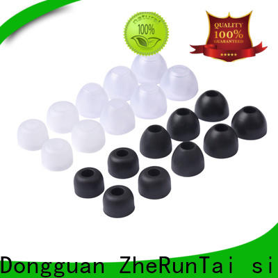 ZheRunTai tips silicone earbud suppliers for shopping