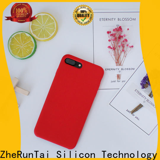 ZheRunTai Best silicone mobile cover for business for dirt-resistant