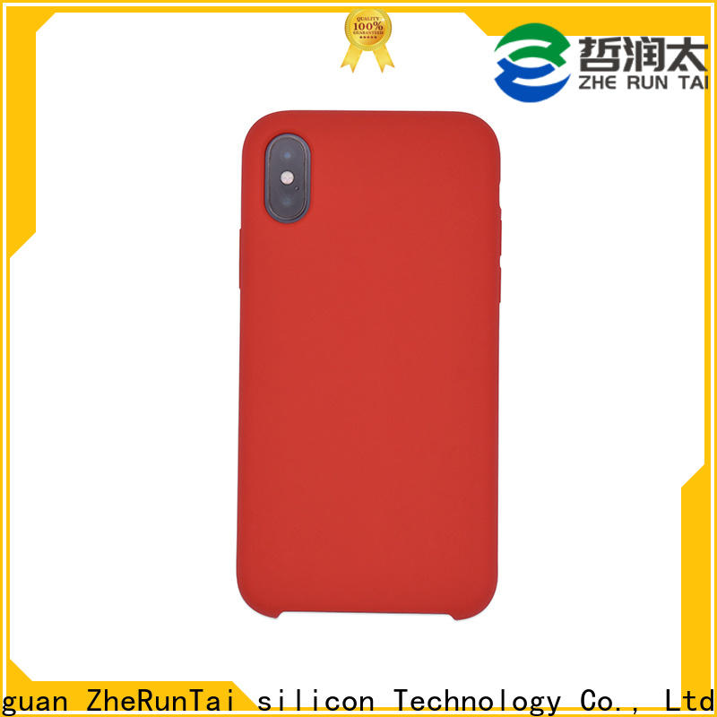ZheRunTai New silicone phone case for business for protective