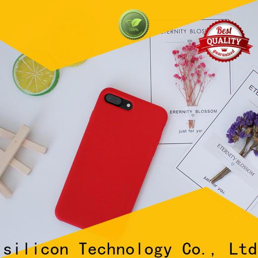 ZheRunTai price silicone phone case for sale
