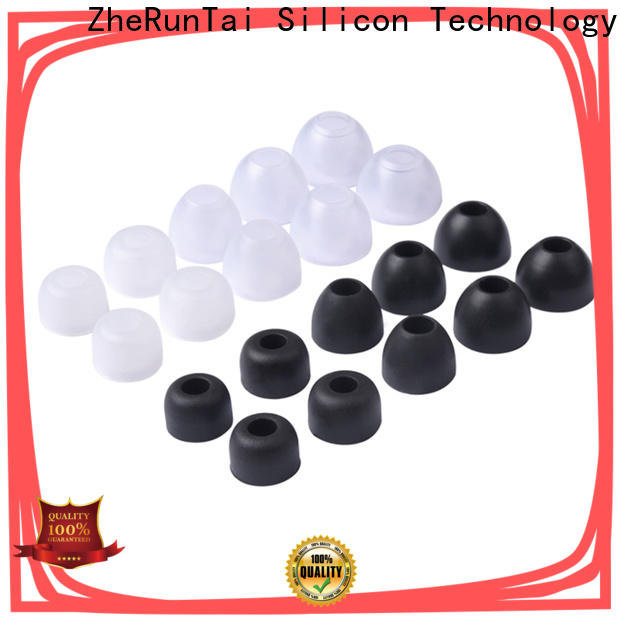 ZheRunTai headphone silicone earbud company for going street