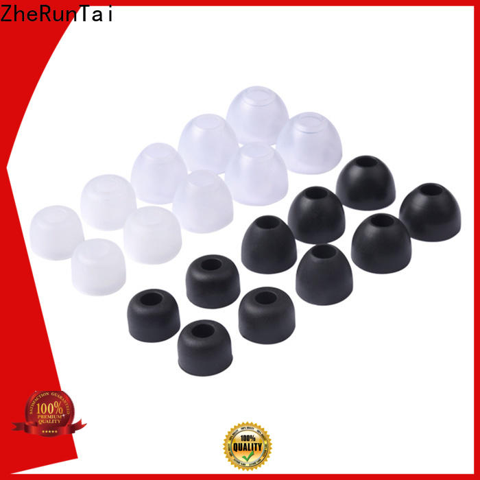 ZheRunTai earbud silicone earbud tips for sale for study