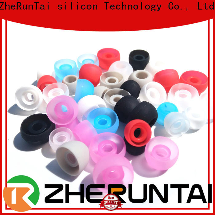 Wholesale silicone earbud headphone suppliers for shopping