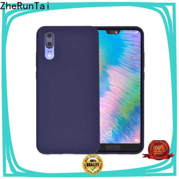 ZheRunTai case silicone cell phone cases factory for phone