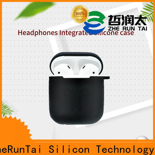 ZheRunTai shock airpods silicone cover for sale for different phones