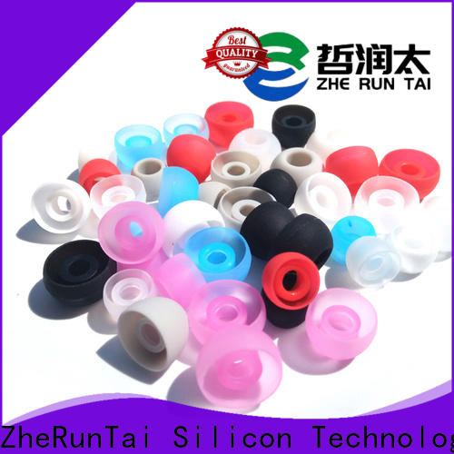 ZheRunTai Latest silicone earbud tips supply for phone