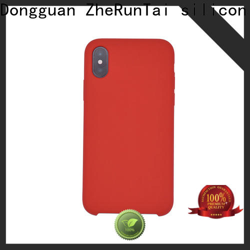 ZheRunTai Top silicon phone cover for business for decorative