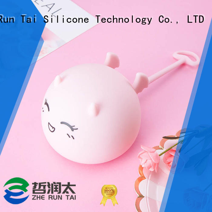 Zhe Run Tai Brand speakers) silicone light plant factory