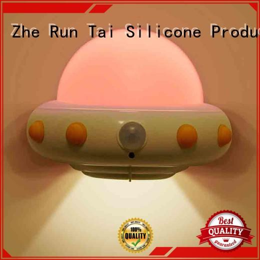 ufo sensing light noise activated night light Zhe Run Tai Brand