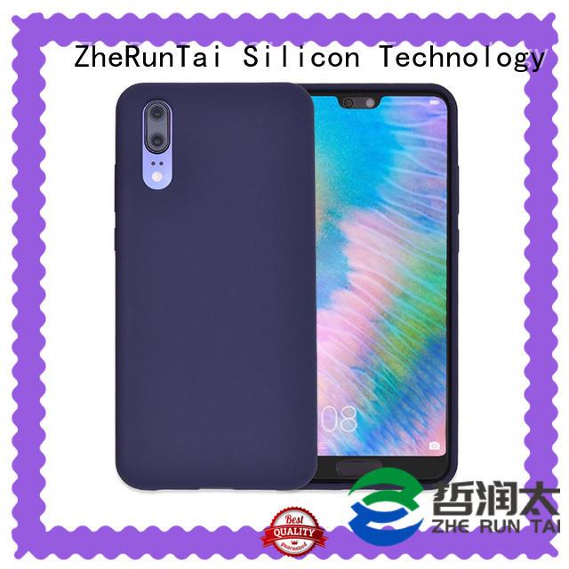 ZheRunTai silicone silicone phone case company for phone