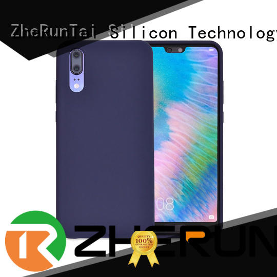 ZheRunTai Latest silicon phone cover for sale for phone