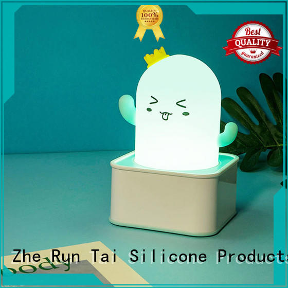 Zhe Run Tai Brand soft landscape custom noise activated night light