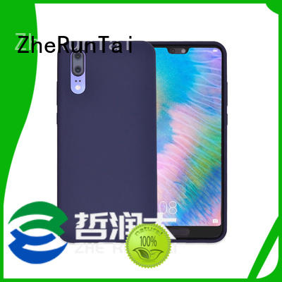 ZheRunTai New silicone mobile cover suppliers for dirt-resistant