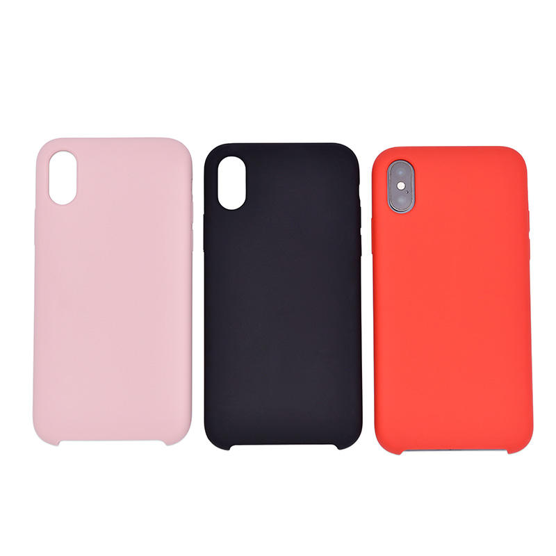 Silicone Case for Iphone X