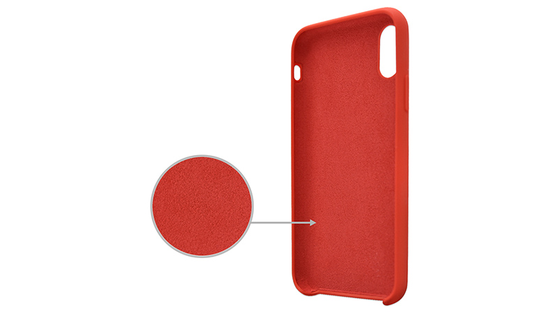 Custom silicone mobile phone case price for sale for decorative-6