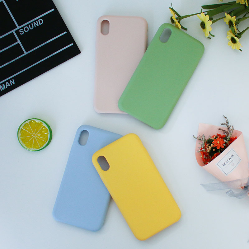 Custom silicone mobile phone case price for sale for decorative-8