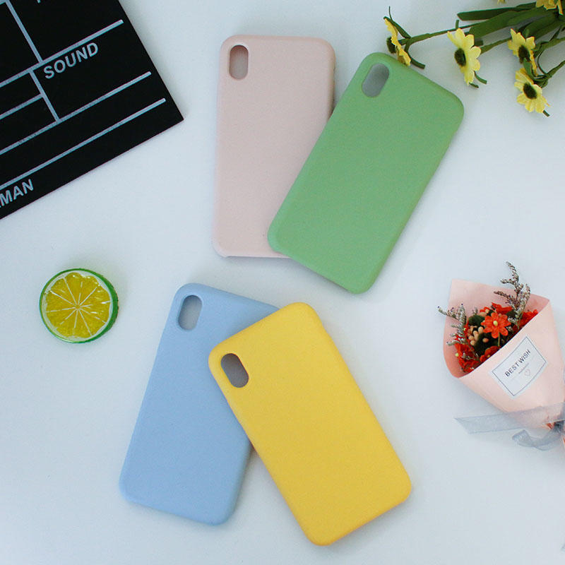 Custom silicone mobile phone case price for sale for decorative