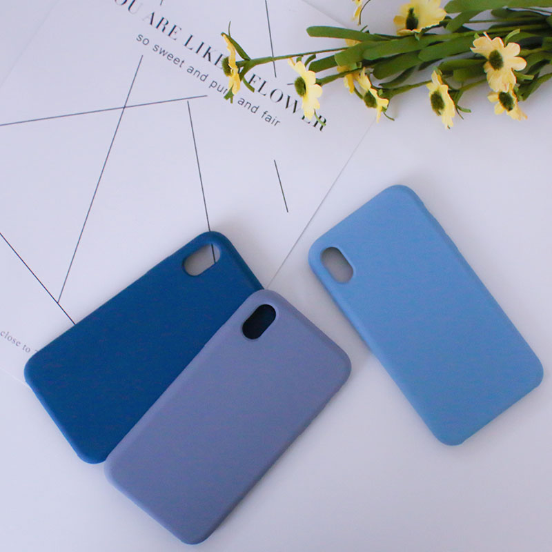 Custom silicone mobile phone case price for sale for decorative-9