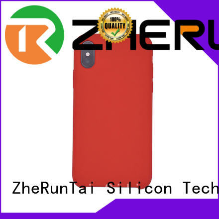 ZheRunTai silicone silicone mobile cover in various types for mobile phone