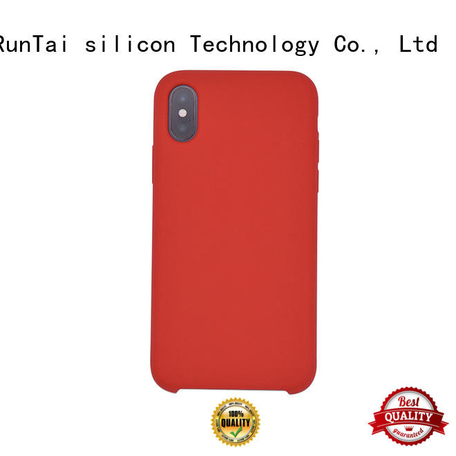 ZheRunTai price silicon mobile cover suppliers for dirt-resistant