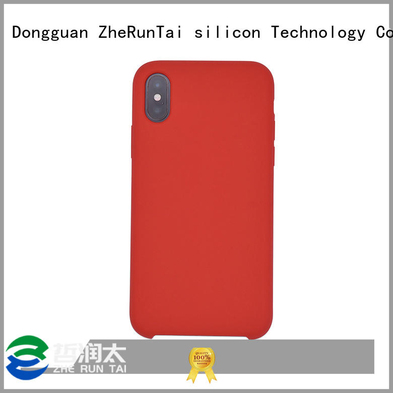 ZheRunTai iphone silicon phone cover for sale for mobile phone