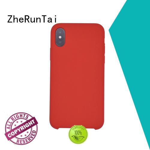 ZheRunTai Wholesale silicone mobile phone case company for mobile phone