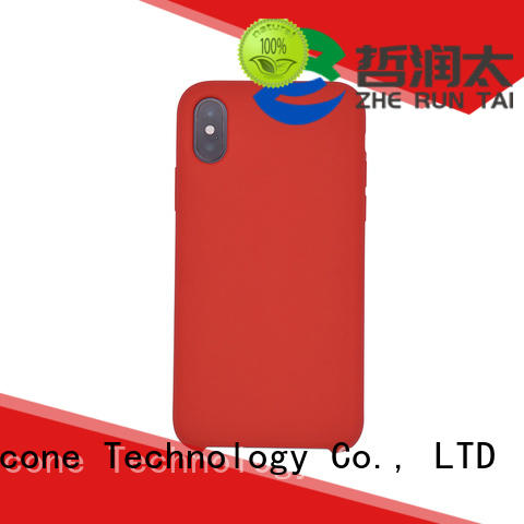 Hot cheap cell phone cases silicone Zhe Run Tai Brand