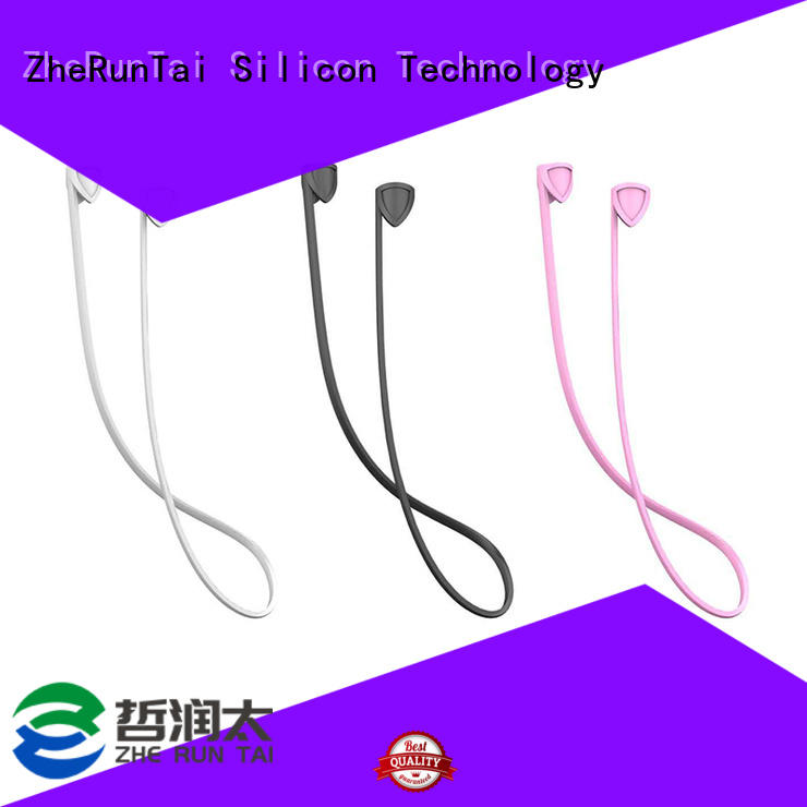 ZheRunTai cable airpods strap at discount for outdoor activity