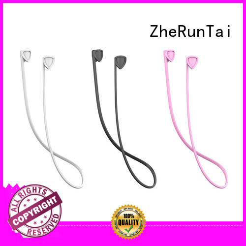 ZheRunTai rope airpods safety strap free design for outdoor activity