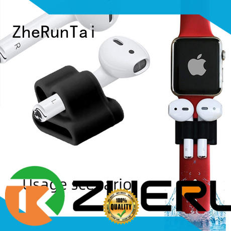 ZheRunTai airpod apple airpods holder for wholesale for street
