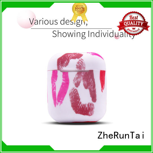 ZheRunTai Custom apple airpods case company for different phones