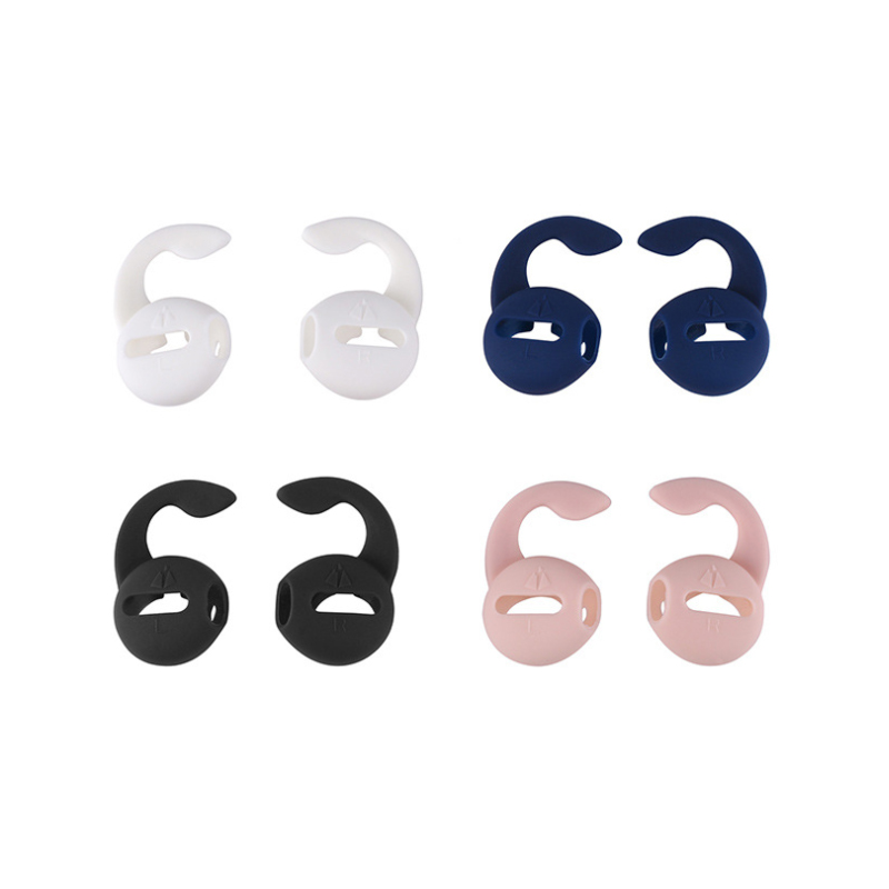 ZheRunTai Custom silicone earbud tips supply for going street-7