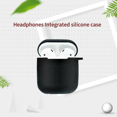 Factory Manufactory New Design Silicone Air Pod Case For Earphone