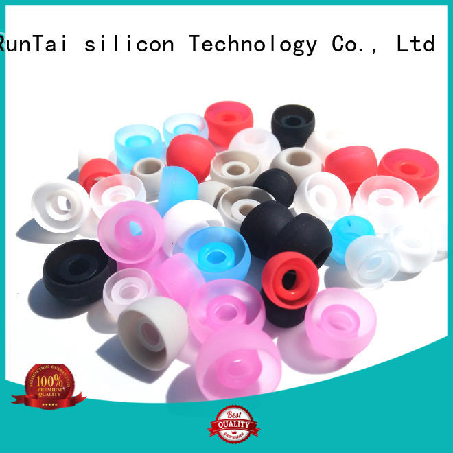 High-quality silicone earbud silicone manufacturers for phone