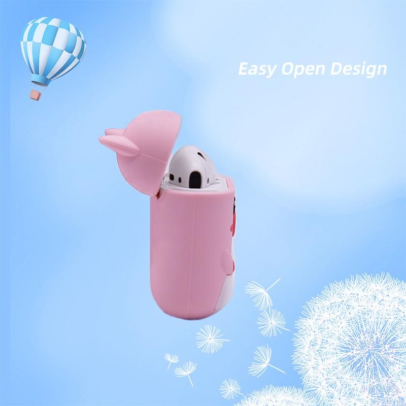 unique airpod case cover pod free design suitable for phones-2