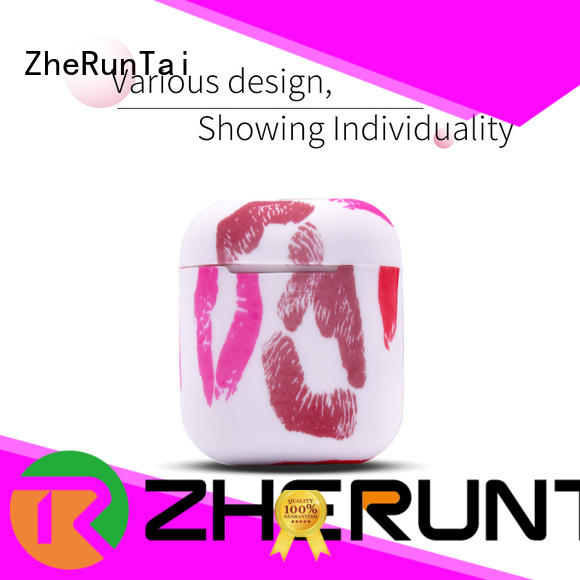 ZheRunTai best apple airpods case manufactory suitable for phones