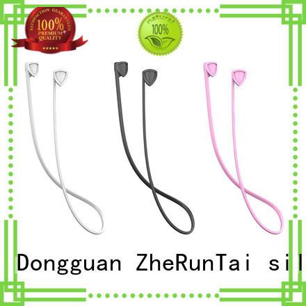 ZheRunTai quality earphone strap supply for sporting