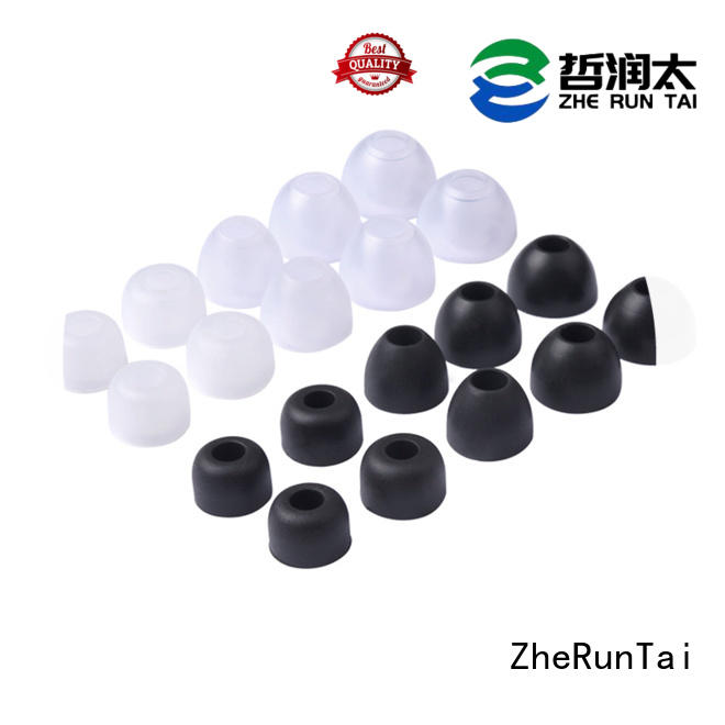 ZheRunTai covers silicone earbud covers from manufacturer for going street