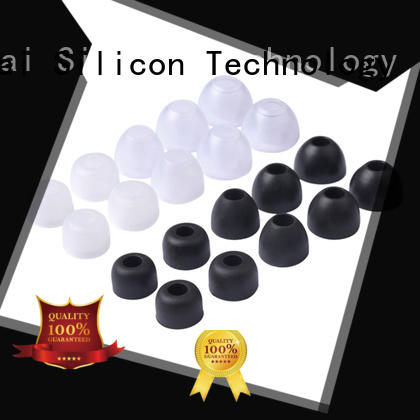 ZheRunTai hot-selling silicone earbud free design for study