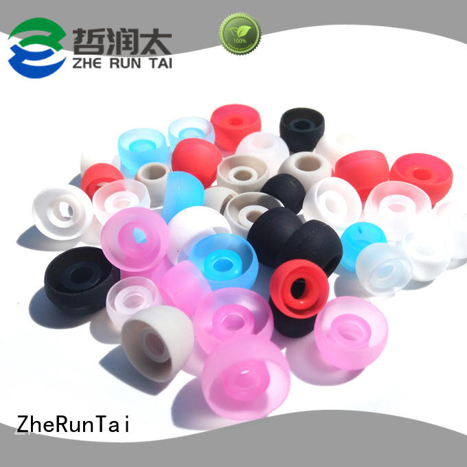 unique silicone earbud wireless factory price for study